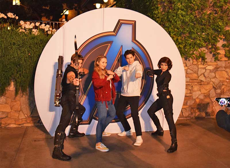 Disneyland After Dark: Our Awesome Night at Heroes Assemble