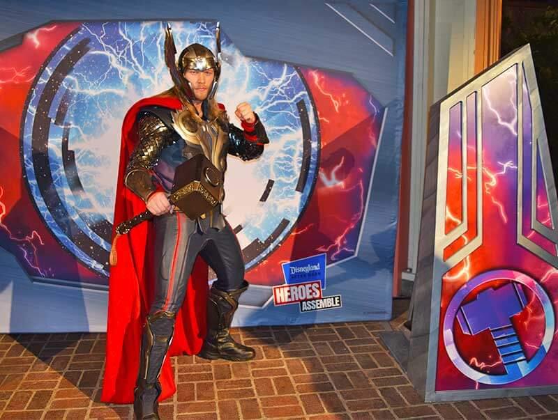 Disneyland After Dark - Thor