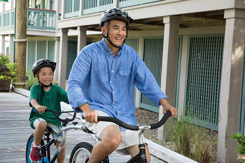 Things To Do on Hilton Head Island with Kids - Bike rides