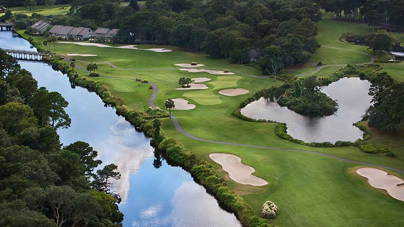 Top Things To Do on Hilton Head Island with Kids - Golf Courses