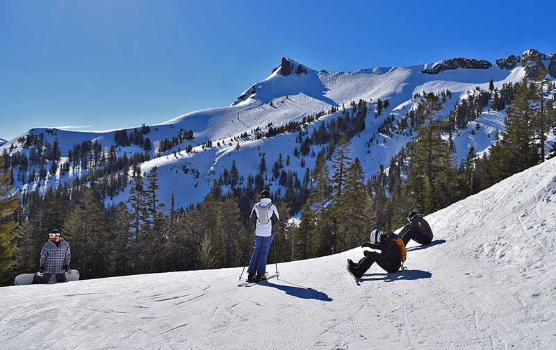 Guide to Kirkwood Ski Resort - Advanced View