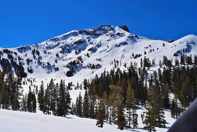 Guide to Kirkwood Ski Resort - Mountain View