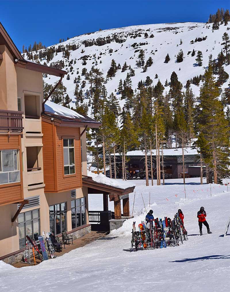 Guide to Kirkwood Ski Resort - Lodge