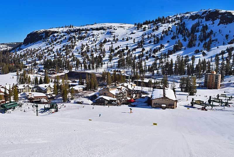 Guide to Kirkwood Ski Resort - Ski Village