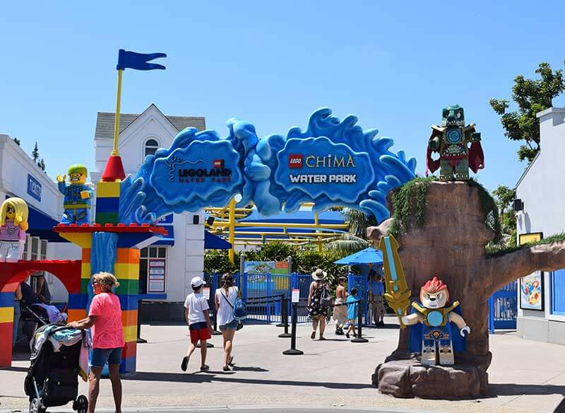 LEGOLAND California Water Park - Entrance