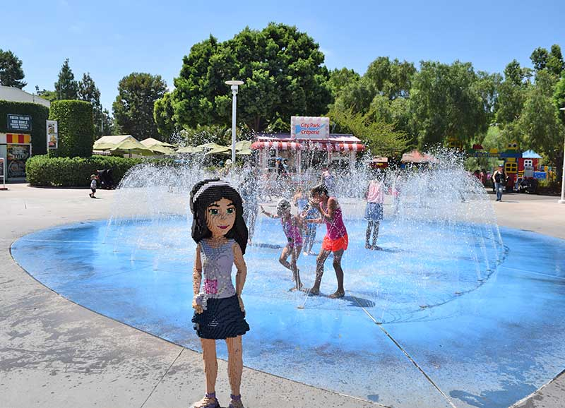 LEGOLAND California Water Park - Heartlake