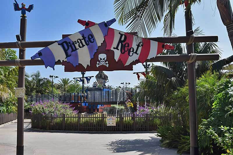 LEGOLAND California Water Park - Pirate Reef