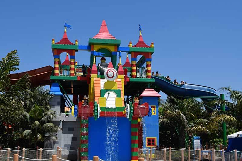 LEGOLAND California Water Park - Tower