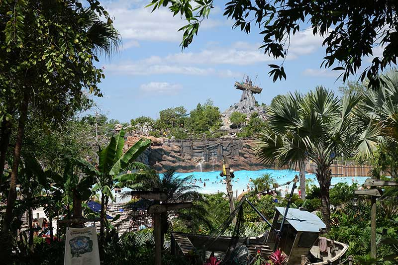 Mother's Day at Disney World - Typhoon Lagoon