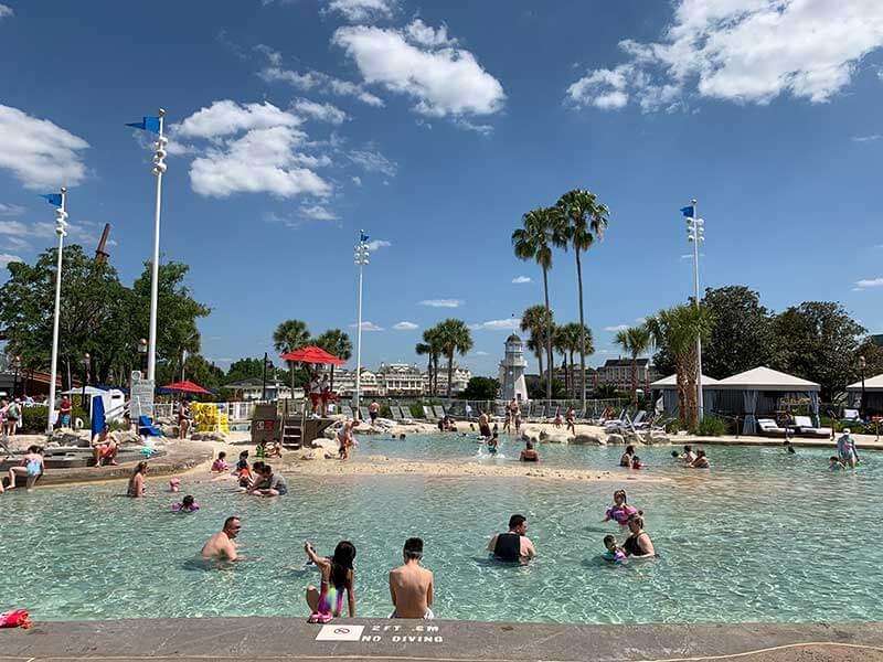 Top Orlando Water Park Hotels