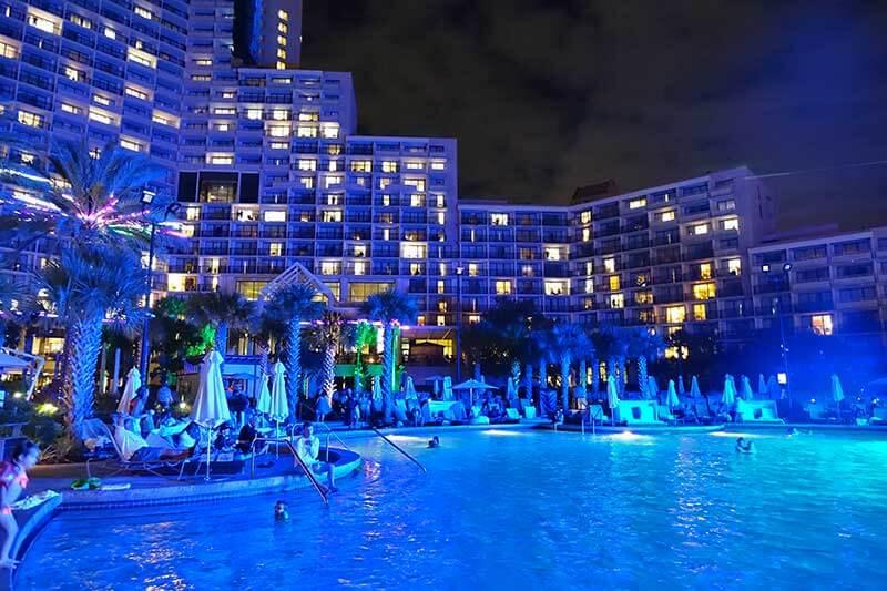 Top Orlando Water Park Hotels - World Center Marriott