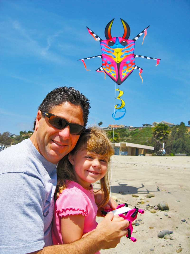 Packing for a Beach Vacation with Kids - Kite