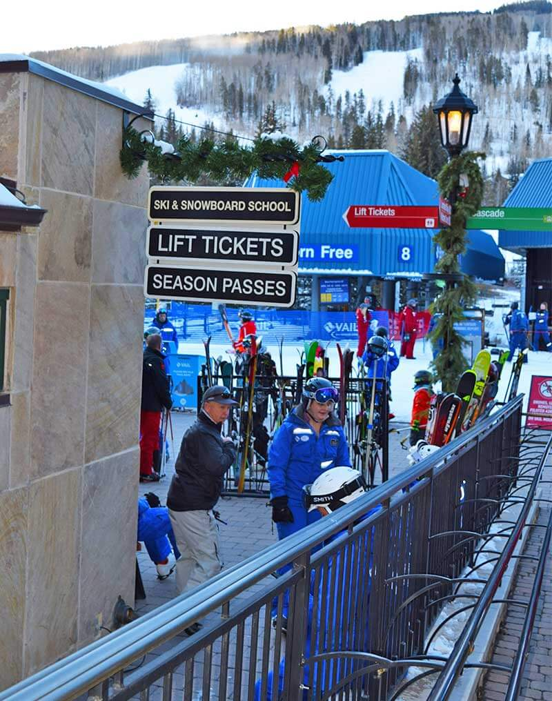 Ways to Save on a Colorado Ski Trip - Lift Tickets