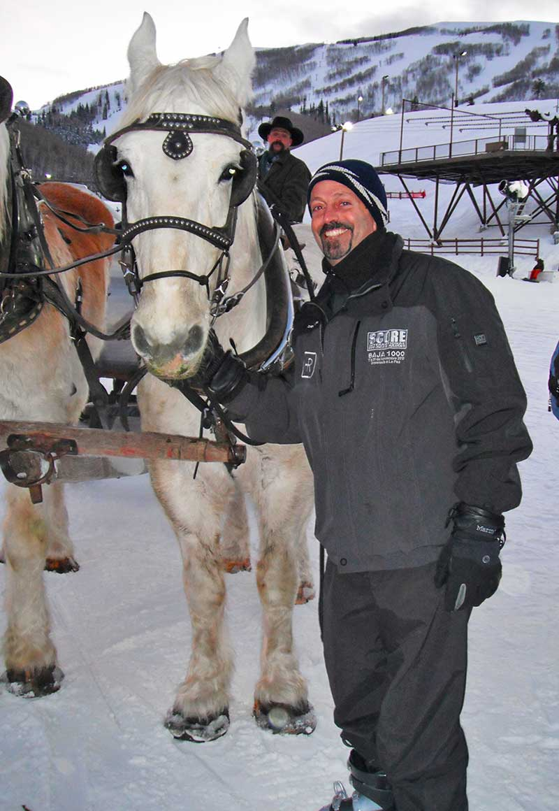Ways to Save on a Utah Ski Trip - Horse and Sleigh
