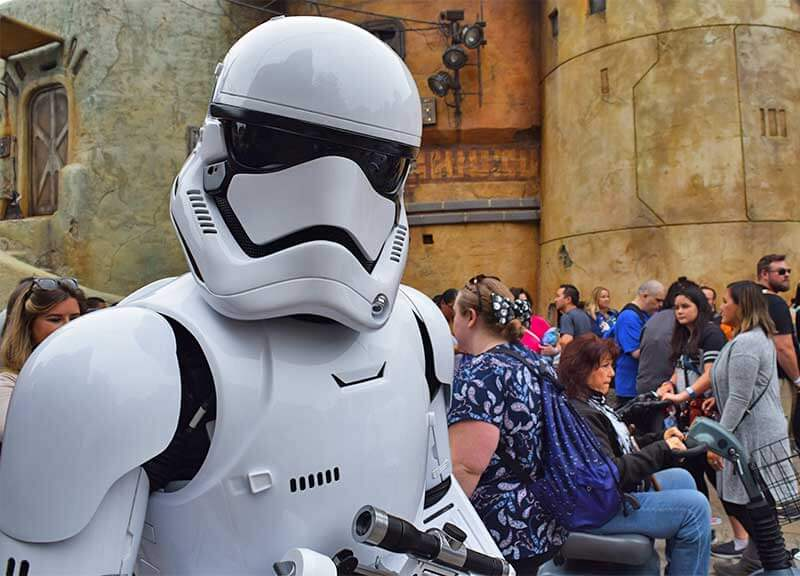 Star Wars: Galaxy's Edge-stormtrooper