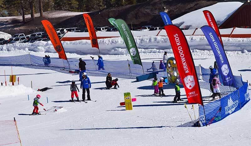 Guide to Kirkwood Ski Resort - Ski Lessons
