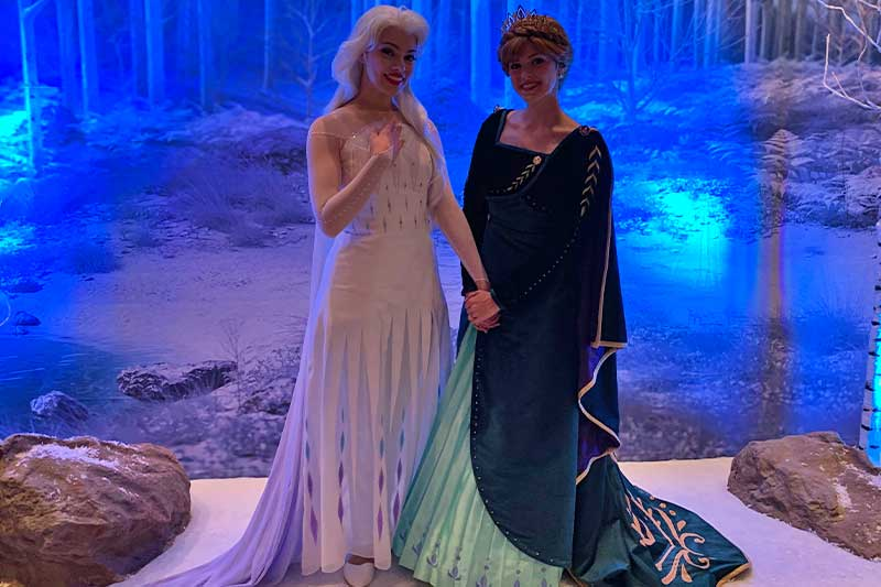 The Best Ways to Meet Anna and Elsa at EPCOT