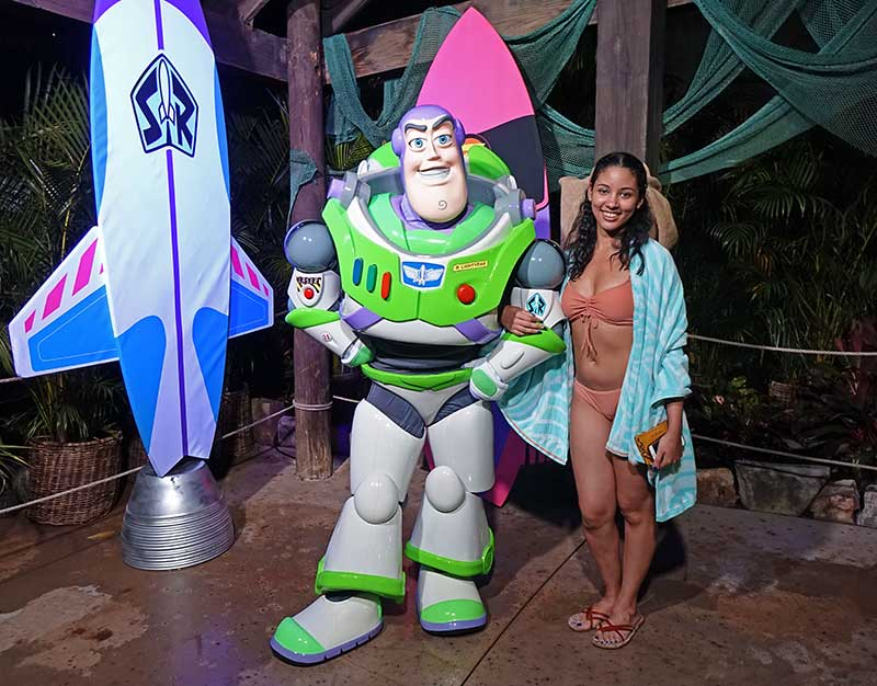 H2O Glow Nights - Buzz Lightyear