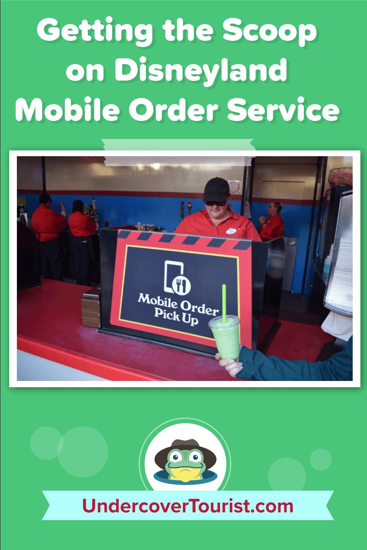 Disneyland Mobile Order - Pinterest