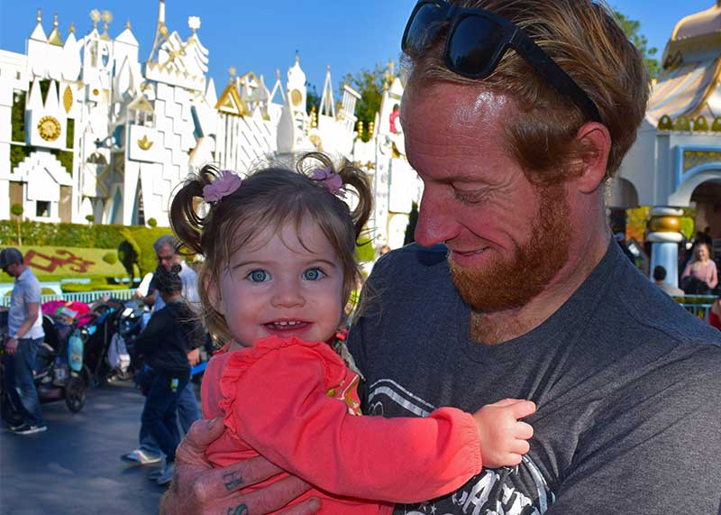 Mom's Secrets for Going to Disneyland with a Baby-Small World ride