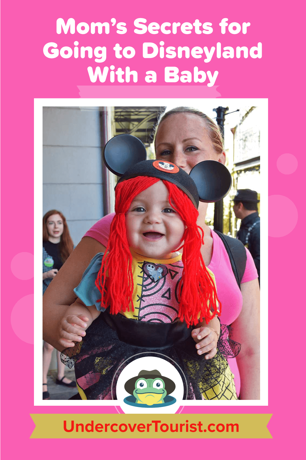 White Elephant Gift Ideas 2020 Pinterest Mom's Secrets for Going to Disneyland with a Baby