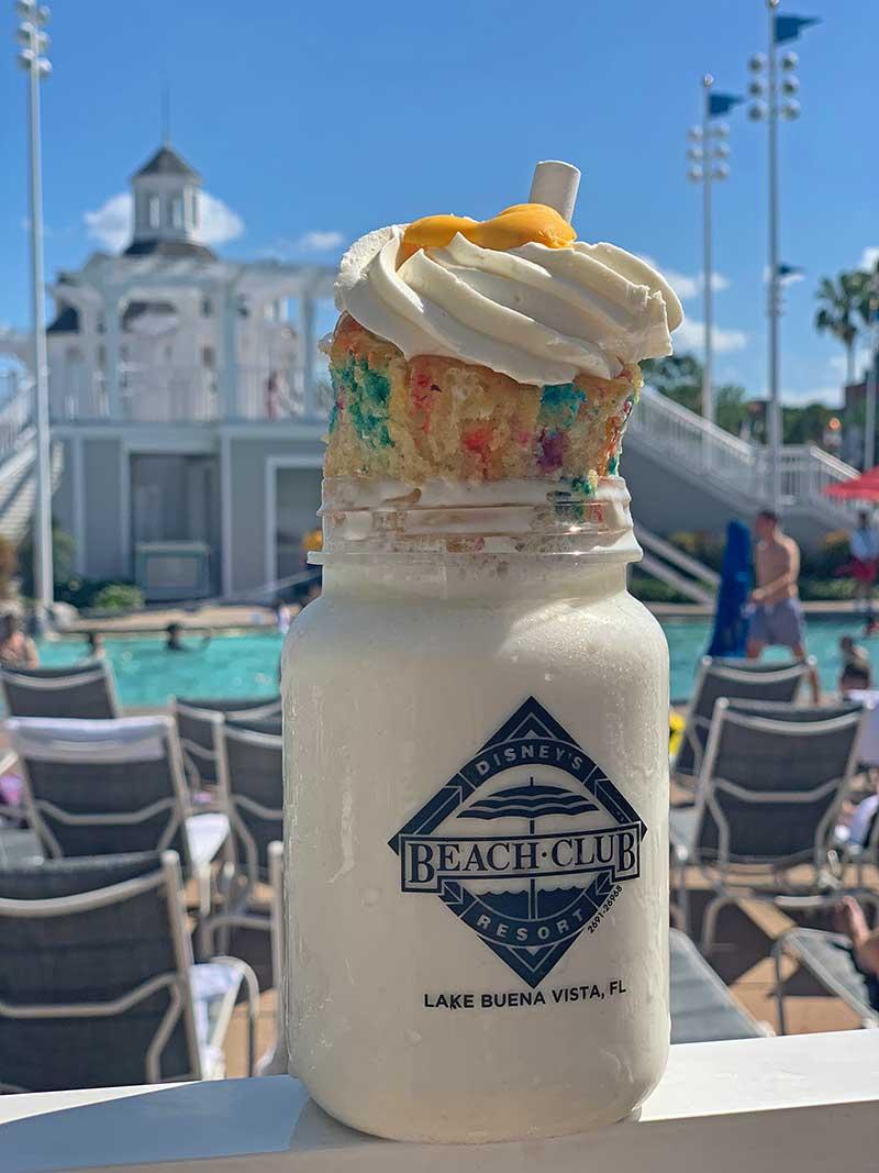 Beat the Heat - Milkshake