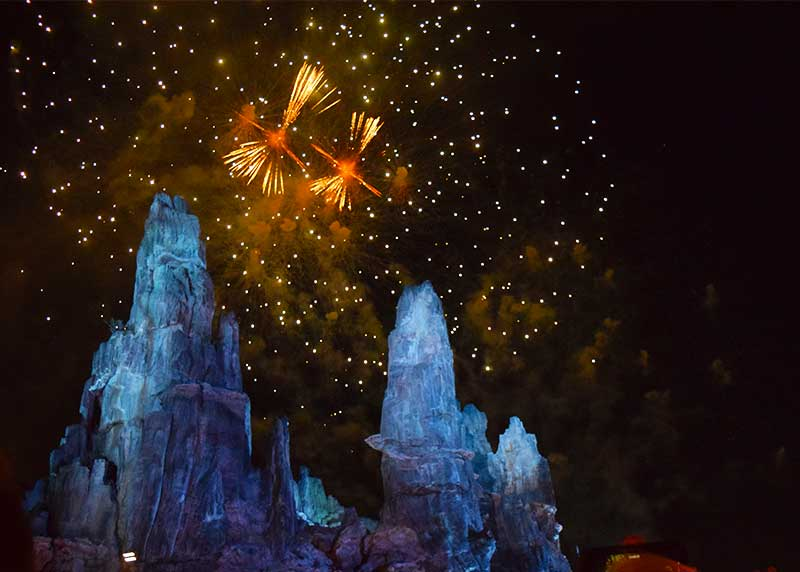 Galactic Guide to Star Wars: Galaxy's Edge-fireworks