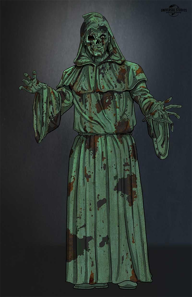Halloween Horror Nights Hollywood Survival Guide - Fallen Angelz