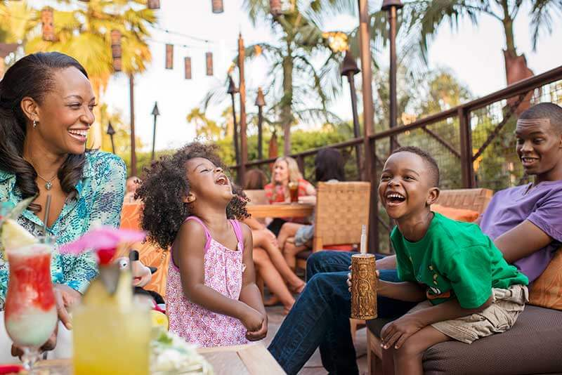Benefit of Staying at a Disneyland Resort Hotel - Tangaroa Terrace at Disneyland Hotel