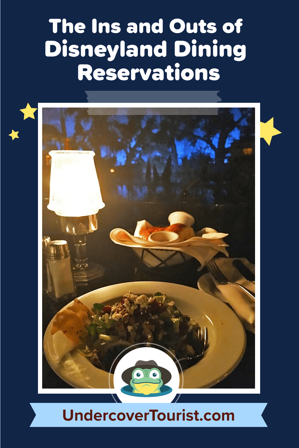 The Ins and Outs of Disneyland Dining Reservations - Pinterest