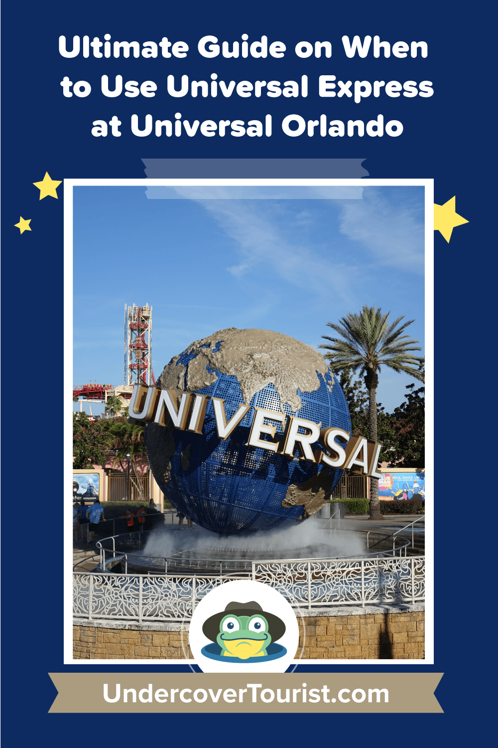 Guide to Universal Express Pass - Pinterest