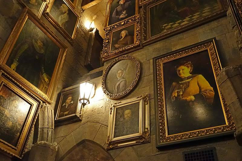 Best Queues at Universal Orlando - Harry Potter and the Forbidden Journey