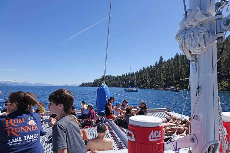 Toadally Cool Summer Activities in Lake Tahoe