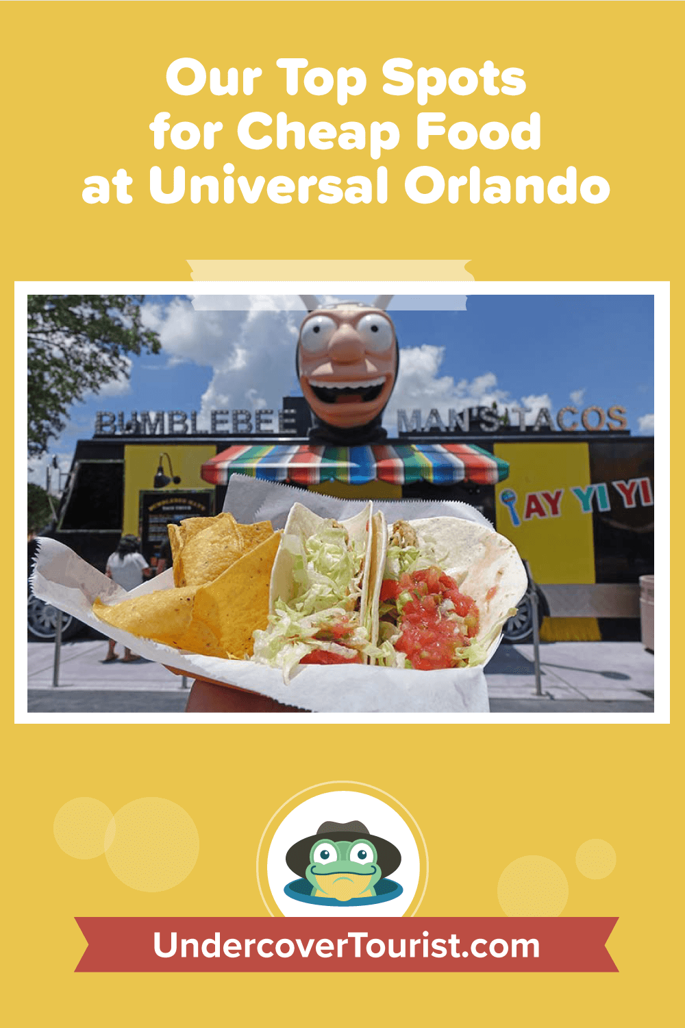 Our Top Spots for Cheap Food at Universal Orlando