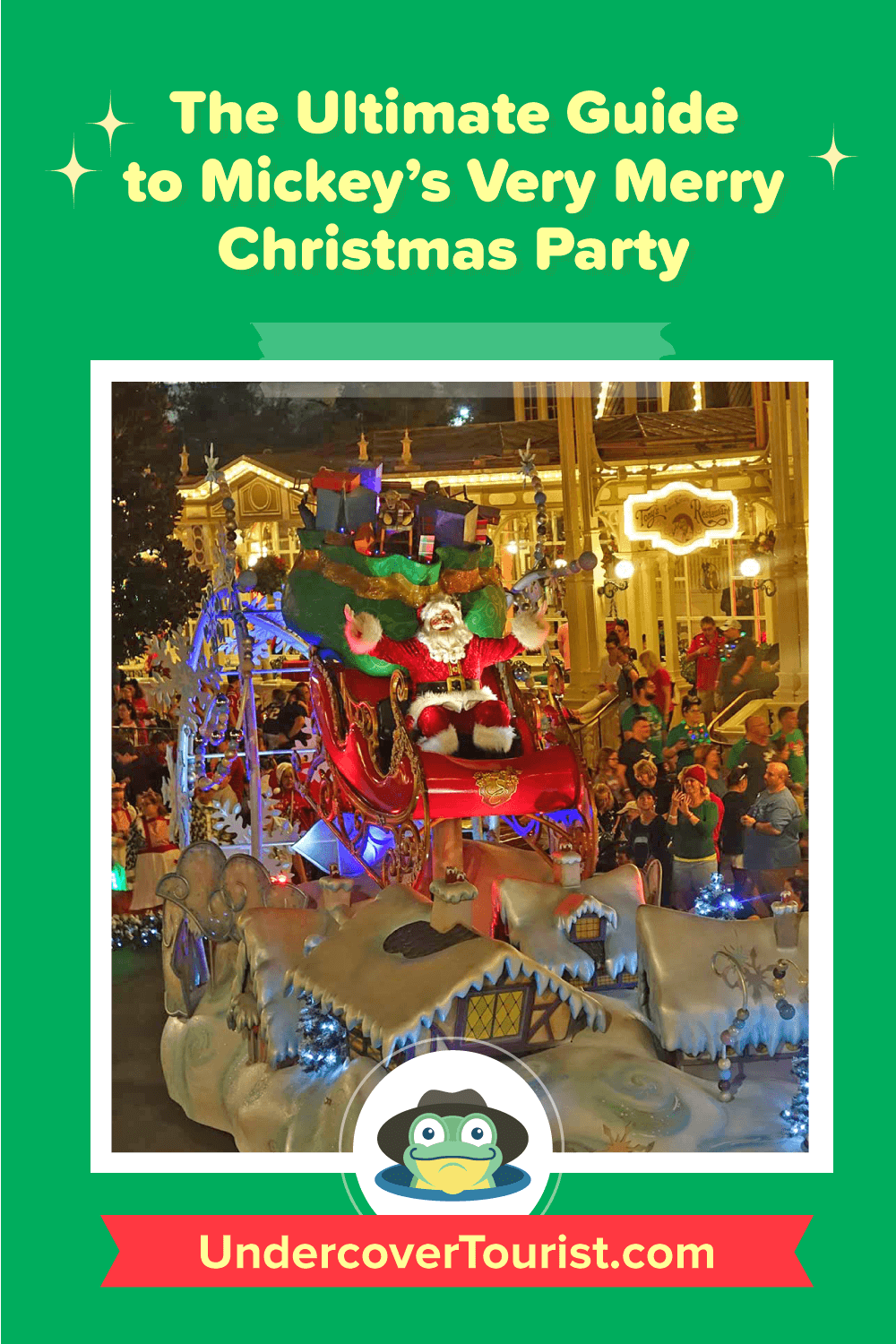 Mickeys Very Merry Christmas Party.Guide To Mickey S Very Merry Christmas Party