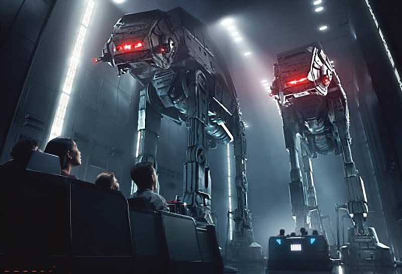Star Wars: Rise of the Resistance Opening Dates Announced!