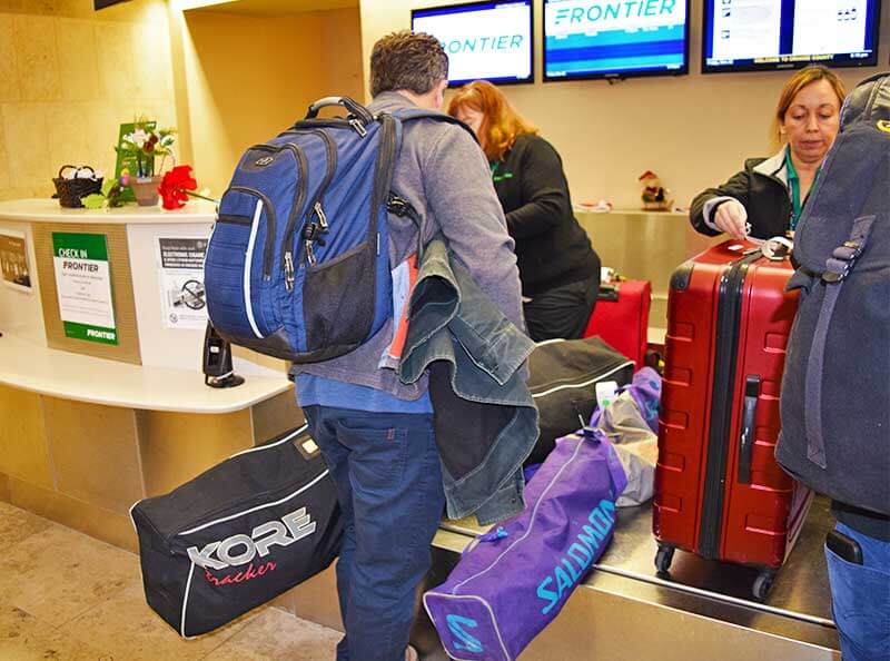 Ways to Save When Flying to Colorado - Baggage