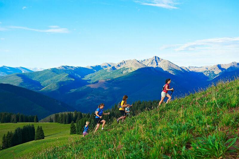 Vail Summer Activities - Hiking