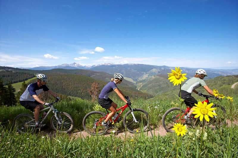 Vail Summer Activities - Mountain Biking