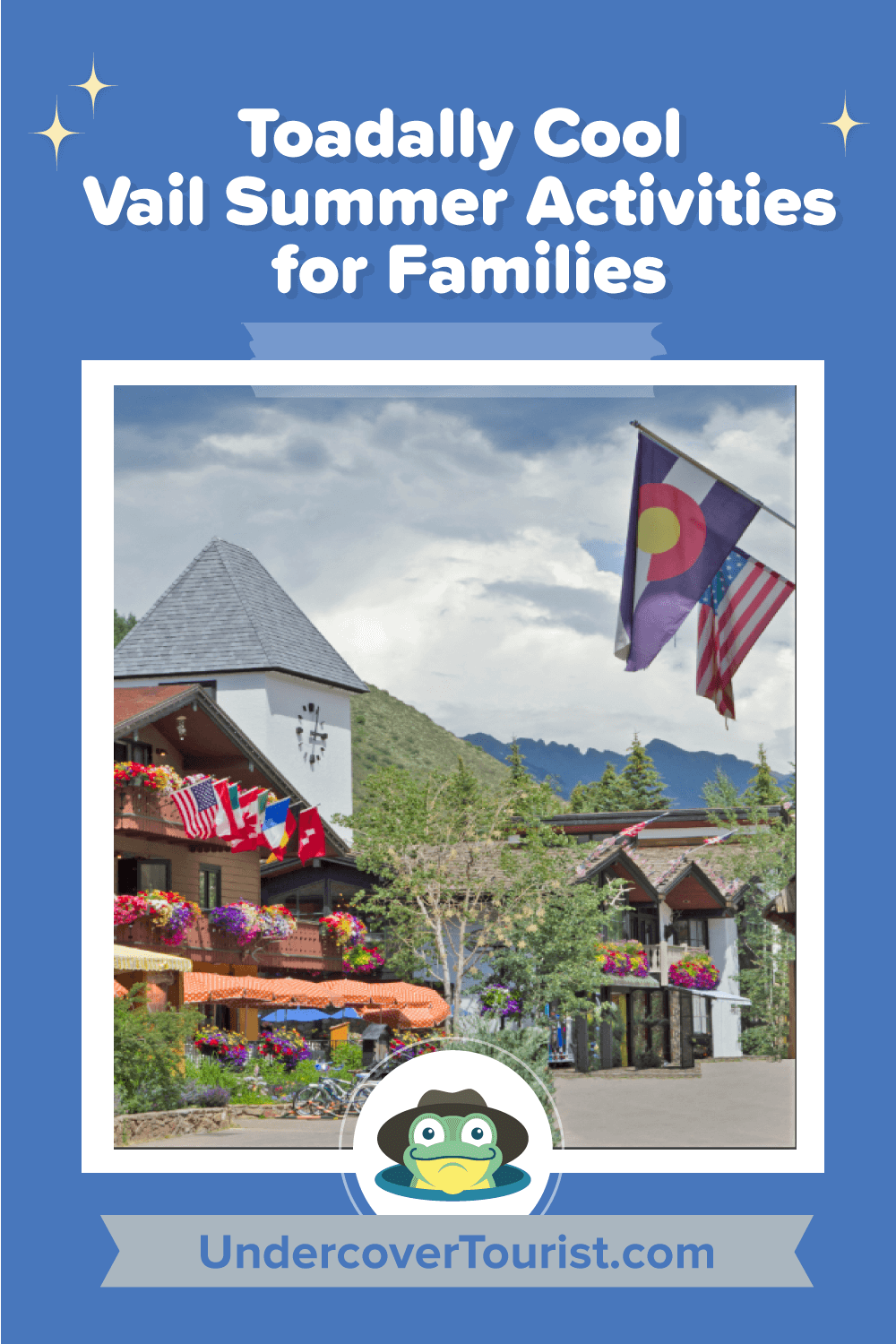 Vail Summer Activities for Families