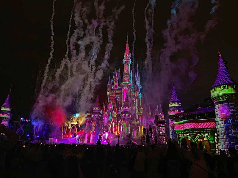 Guide to Villains After Hours - Cinderella Castle