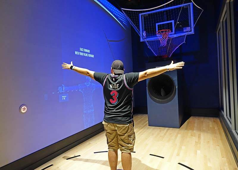 Disney Springs NBA Experience