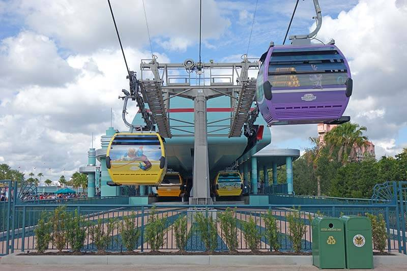 Everything You Need to Know About Disney Skyliner at Disney World