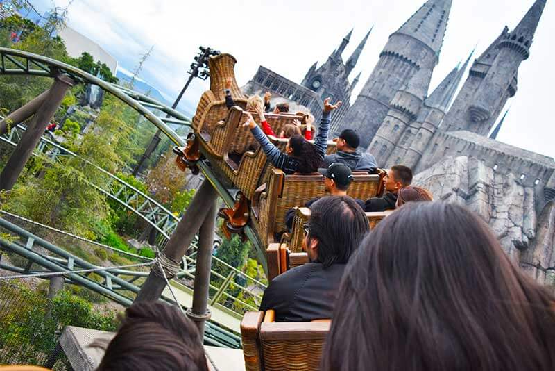 Ranking Universal Studios Hollywood's Best Rides