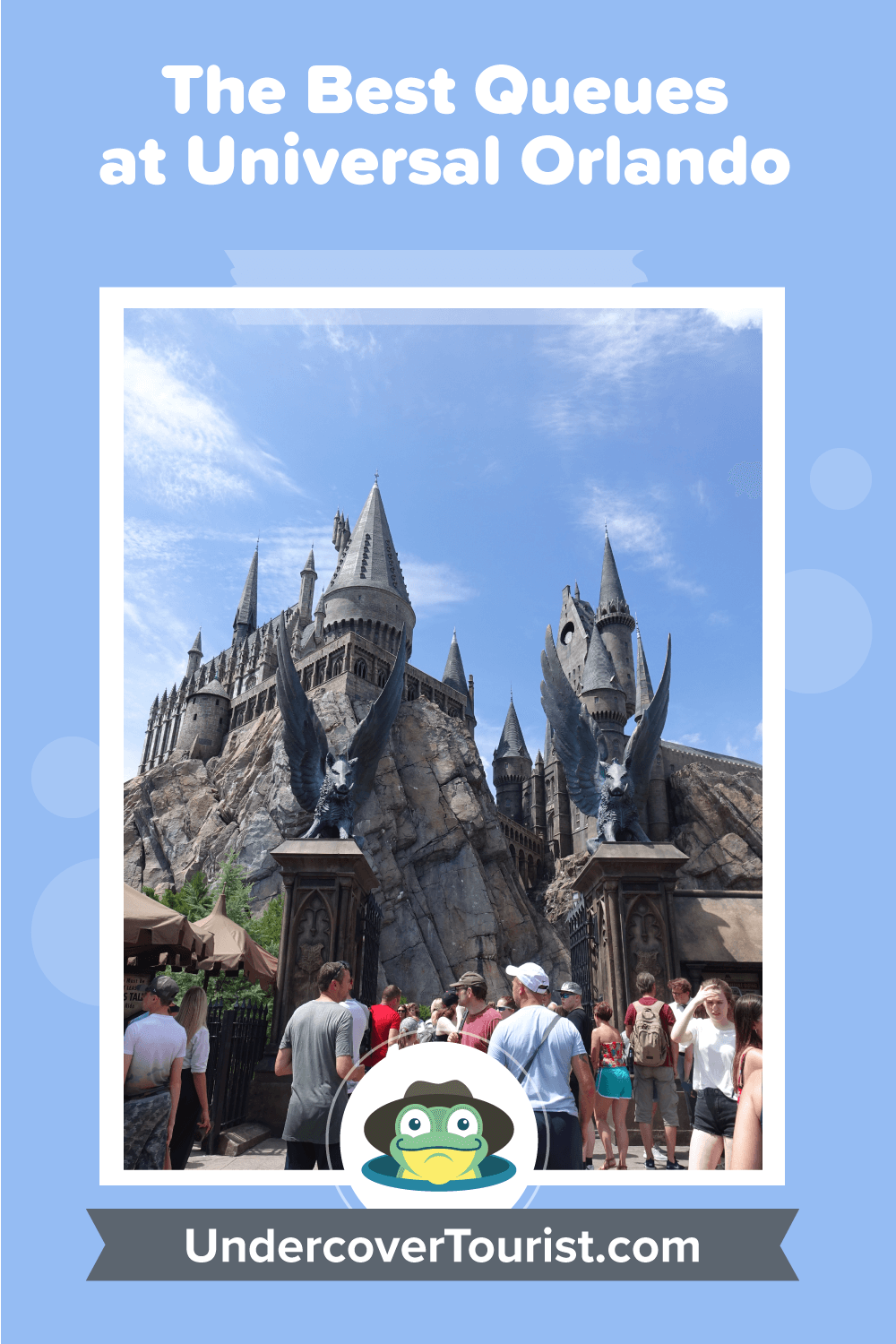 The Best Queues at Universal Orlando
