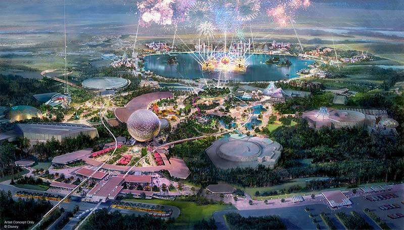 Say Goodbye to Future World! Big Epcot Changes Spark Excitement for the Park's Future