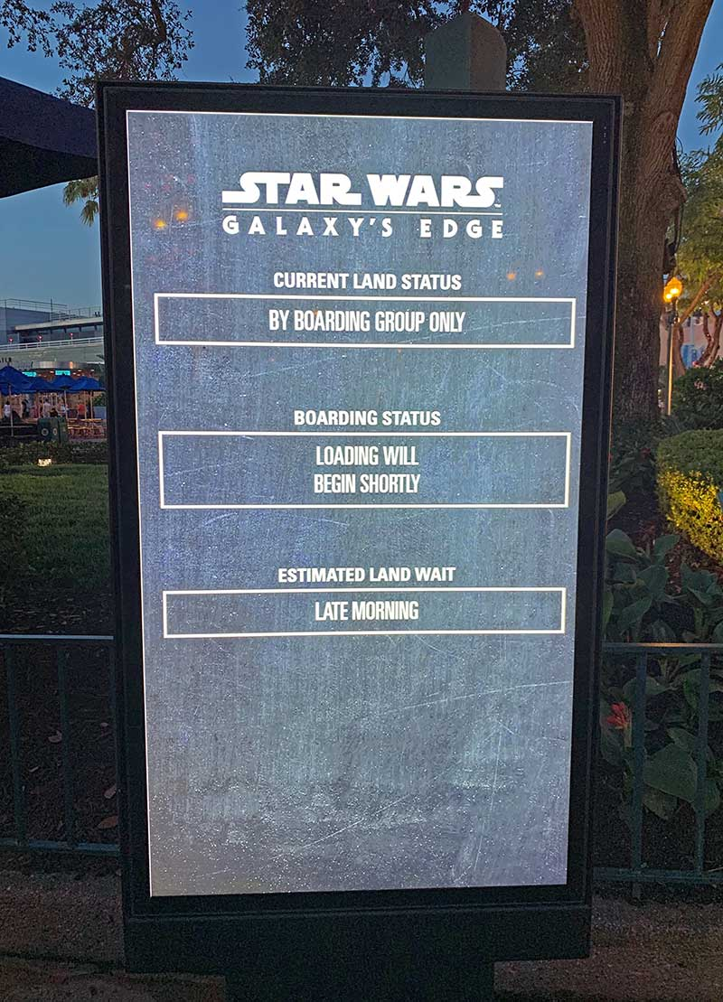 A Guide to Star Wars: Galaxy's Edge Disney World