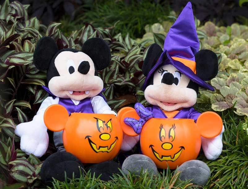 Boo to You! Mickey's Not-So-Scary Halloween Party Starts Today