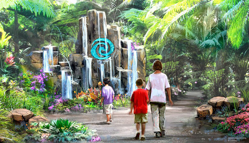 What's Coming to Disney World and Universal - Journey of Water