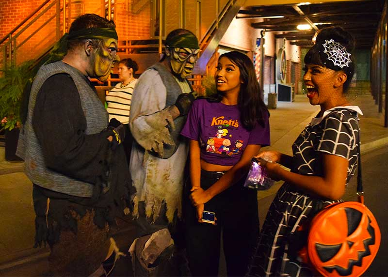 Knott's Scary Farm 2019 Survival Guide - Hollows